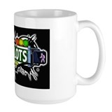 New Lots (Black) Mug