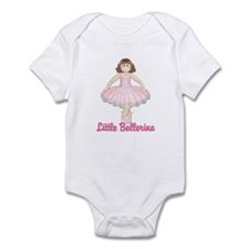 Little Ballerina 3 Onesie