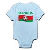 TEAM BELARUS WORLD CUP Infant Bodysuit
