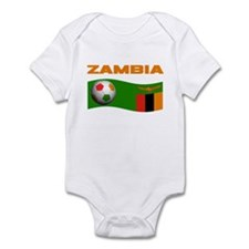 TEAM ZAMBIA WORLD CUP Infant Bodysuit