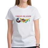 TEAM VIRGIN ISLANDS WORLD CUP Tee