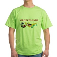 TEAM VIRGIN ISLANDS WORLD CUP T-Shirt