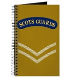 Scots Guards LCpl<BR> Deployment Log Book