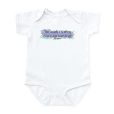 Think Occasionally-2 Infant Bodysuit