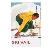 Ski Vail Colorado Postcards (Package of 8)