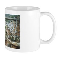 Funny Bridge the gap Mug