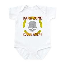 Ghost Door Opener Infant Bodysuit