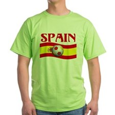 TEAM SPAIN WORLD CUP T-Shirt