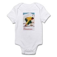 Ski Purgatory Infant Bodysuit