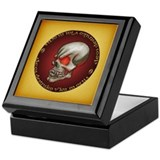 Necromancy Keepsake Box (Sand)