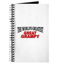 """The World's Greatest Great Grampy"" Journal"