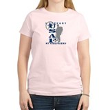 I Support Girlfriend 2 - USAF T-Shirt