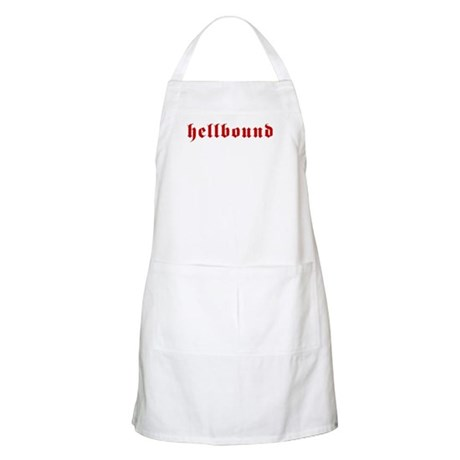 Hellbound BBQ Apron