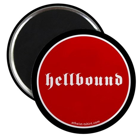 Hellbound 2.25&quot; Magnet (100 pack)