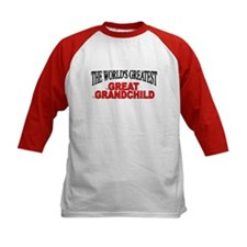 """The World's Greatest Great Grandchild"" Tee"