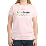 NanoPioneer Women's Light T-Shirt