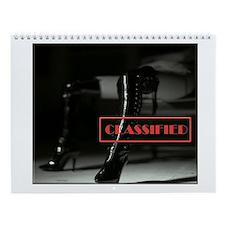 Sexy Files Wall Calendar