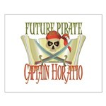 Captain Horatio Small Poster