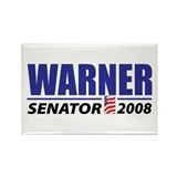 Mark Warner Rectangle Magnet (100 pack)