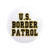 "U.S. Border Patrol 3.5"" Button (100 pack)"