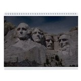 Great Presidents Wall Calendar