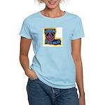 LA State Police Mason Women's Light T-Shirt