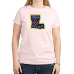 LA State Police Mason Women's Light T-Shirt
