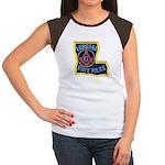 LA State Police Mason Women's Cap Sleeve T-Shirt