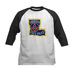 LA State Police Mason Kids Baseball Jersey