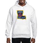 LA State Police Mason Hooded Sweatshirt
