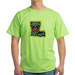 LA State Police Mason Green T-Shirt