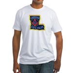LA State Police Mason Fitted T-Shirt