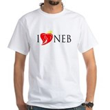 I Love NEB Locally Grown Shirt