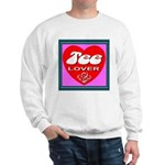 Tee Lover Framed Sweatshirt