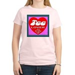 Tee Lover Framed Women's Light T-Shirt