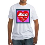 Tee Lover Framed Fitted T-Shirt