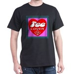 Tee Lover Framed Dark T-Shirt