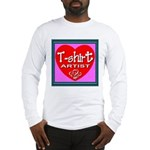 T-shirt Artist Framed Long Sleeve T-Shirt