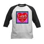 T-shirt Artist Framed Kids Baseball Jersey