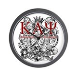 Kappa Wall Clock