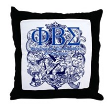 Sigma Throw Pillow