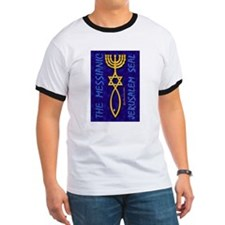 The Messianic Jerusalem Seal T