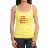 Drum-Drumming : Ladies Top
