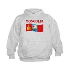 TEAM MONGOLIA WORLD CUP Hoodie