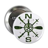 "Adventure Compass 2.25"" Button"