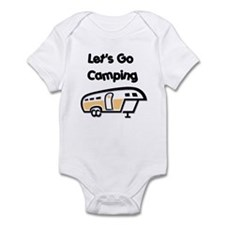 Let's Go Camping Infant Bodysuit