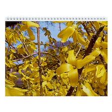 Flowers - Wall Calendar