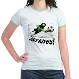 Jesus Saves soccer shirt | T