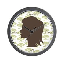 Anastasia Wall Clock