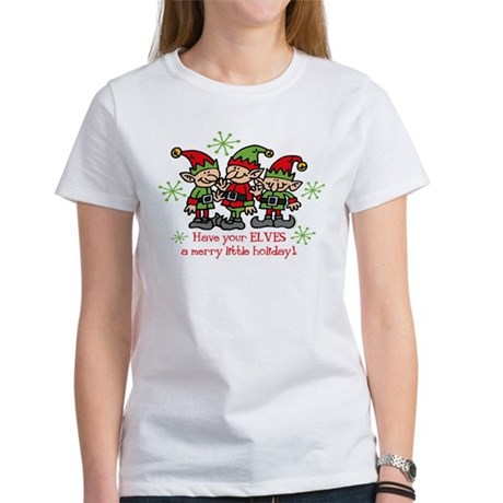 Merry Elves Women's T-Shirt